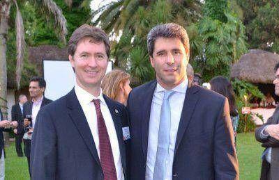 El Gobernador Sergio Uñac estuvo en la Embajada de Canadá en Argentina