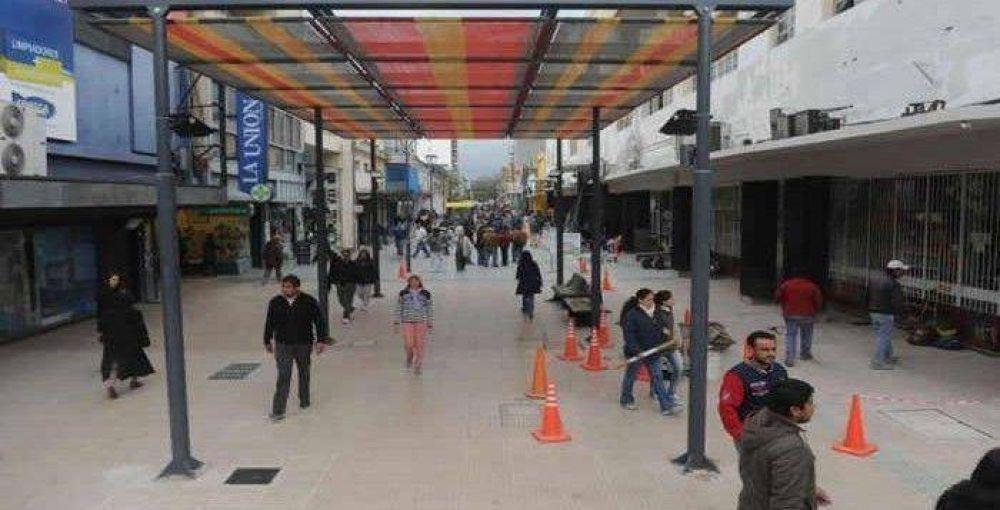 """Lobo Chaklian: """"La obra de la peatonal Mendoza es una combinación de deseos"""""""