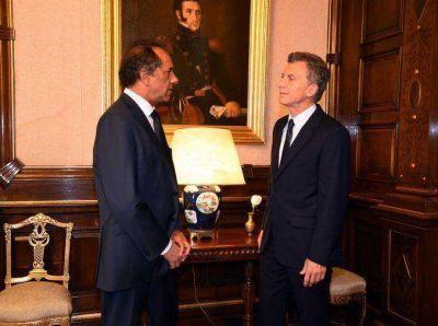 Scioli, duro con Macri: