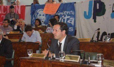 """Concejal Trezza apuntó a """"la problemática con Edesur"""""""