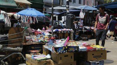 Venta ilegal: once propuestas para combatir un flagelo que invade la ciudad