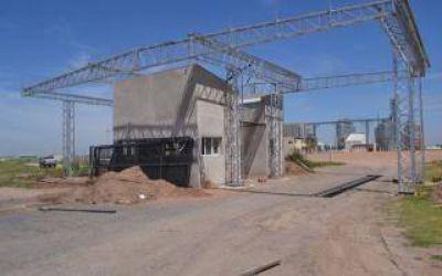Continúan las obras del Parque Industrial de Pehuajó