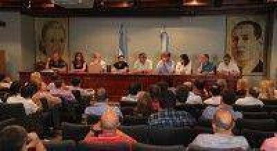 El FpV trabajará unido en el debate del presupuesto bonaerense