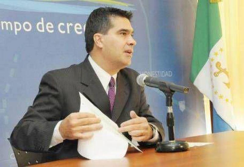 Capitanich admitió irregular afiliación de su madre a la obra social del Estado