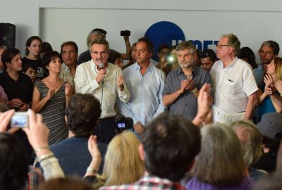 """Scioli insiste: """"No era una campaña del miedo, era de verdad"""""""