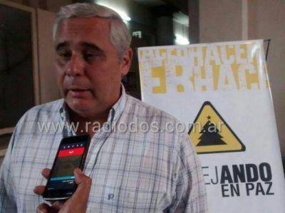 Fabián Ríos presentó resultados de políticas de seguridad vial e innovadores operativos para las fiestas de fin de año