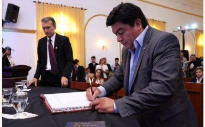 Miguel Gamboa será el presidente del bloque oficialista en el Concejo Deliberante