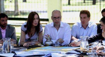 Vidal se reunió con Larreta y descartó un bono de fin de año