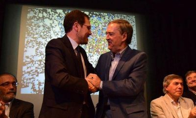 Schiaretti acord� con Mart�n Gill ejecutar obras p�blicas por m�s de $ 145 millones