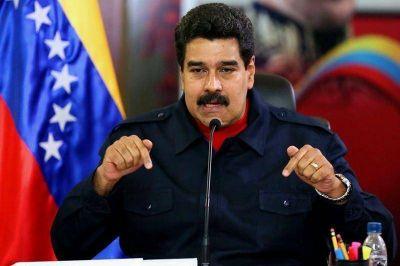 Reapareci� Maduro y llam� al chavismo a desplegar su fuerza