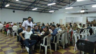 Cambiemos cerró el año con una cena en Urdampilleta con asistencia casi perfecta
