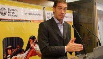Diego Santilli confirmó el traspaso de la Policía Federal