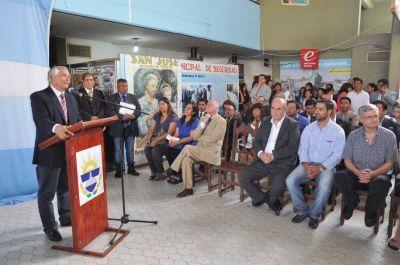 Asumieron funcionarios en el municipio de Perico
