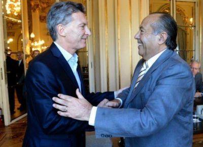 El interbloque Federal de la cámara alta fue recibido por Mauricio Macri