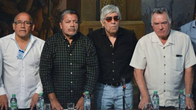 Los gremialistas tendr�n ma�ana su primera reuni�n en la Rosada, pero sin Macri