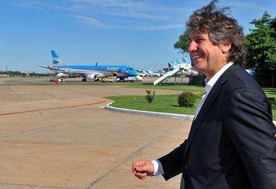 Autorizaron a Boudou a viajar a M�xico pero debera quedarse en el pa�s
