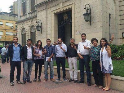 El bloque del FpV se reunió con el intendente de Tigre Julio Zamora