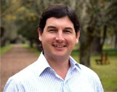 Gabriel Macchi apuntó a lograr mejorar la cobrabilidad de tasas