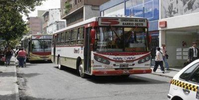 El boleto de ómnibus aumentará en los primeros meses de 2016