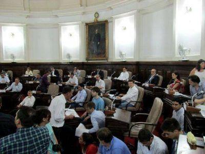 Concejo Deliberante: Garro tiene presupuesto para gobernar durante el 2016