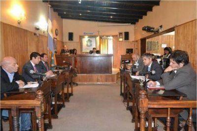 Ratificaron convenio para proveer de infraestrutura a los barrios altos