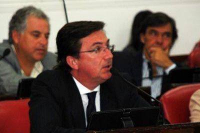 """Gutiérrez: """"Esta ley de emergencia es un error del oficialismo provincial"""""""