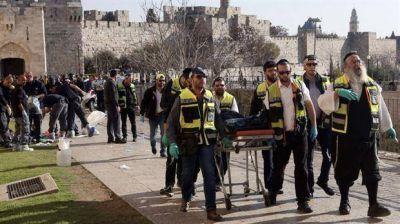 Terroristas palestinos mataron a cuchillazos al hermano de Birmajer