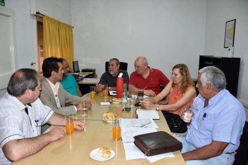 Salud y el SITRASAP avanzan en un diálogo por la ley de Carrera Sanitaria