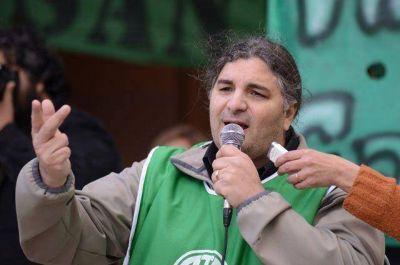 ATE con paro de 48 horas tomó el Ministerio de Desarrollo Social y empezó una huelga de hambre