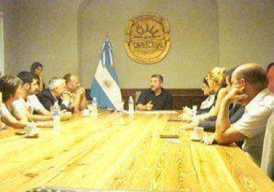 Acuerdo entre la UNNOBA y la COPPPAL