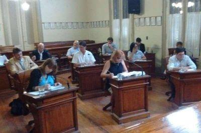 Sesión extraordinaria: Presupuesto, audiencia pública y conformación de comisiones