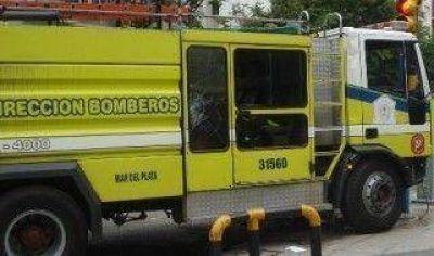 Los Bomberos tuvieron 69 intervenciones por incendios en diferentes zonas