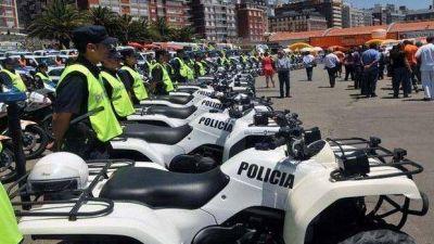 Operativo Sol: 250 efectivos ya patrullan las calles de la ciudad