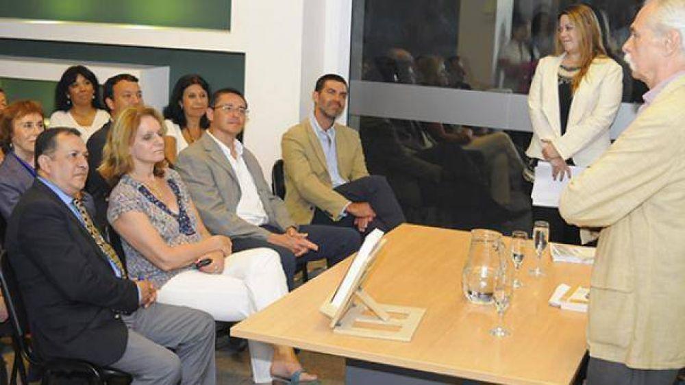 Urtubey en la presentación de las obras completas de Castilla