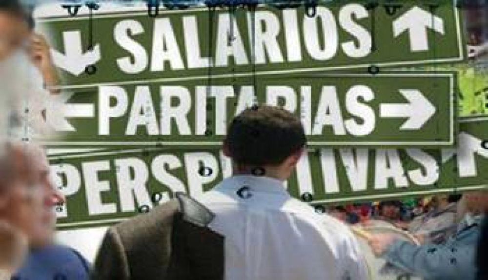 """Luis Herrera, titular de la CGT Regional: """"Ojalá que no le pongan un cepo a las paritarias"""""""