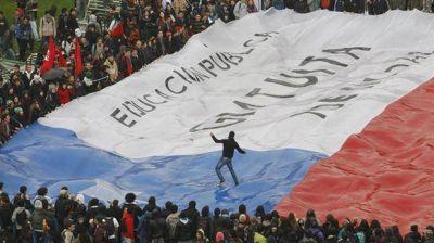 Chile abre la inscripción a universidades tras la aprobación de la ley de gratuidad