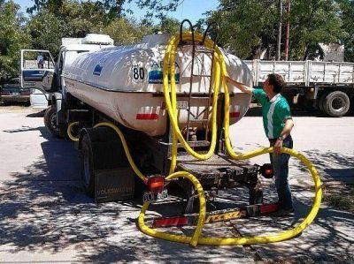 Médanos, a la espera de una solución para la crisis hídrica