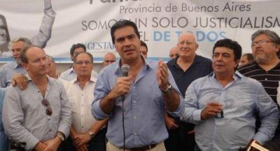 Capitanich se alista como candidato a presidir el Partido Justicialista