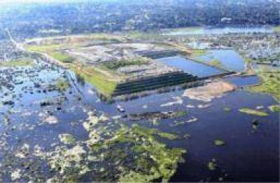 Los residuos tóxicos del vertedero Cateura amenazan los ríos Paraguay y Paraná