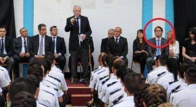 Vidal dice que Albarracín está cesanteado desde el 10 de diciembre, pero fue funcionario hasta el 23