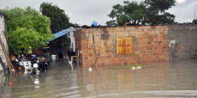 El río Paraguay sigue subiendo y hay pronósticos de más lluvias