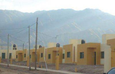 La Provincia entrega hoy 45 viviendas en Barrio Francisco I