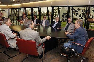 Entidades empresarias apoyaron el paquete de leyes de Schiaretti