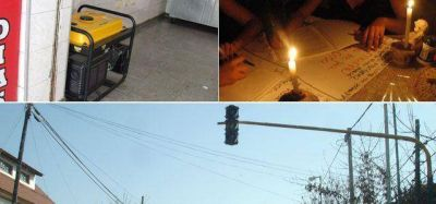 Más de 50.000 usuarios afectados por los cortes de luz