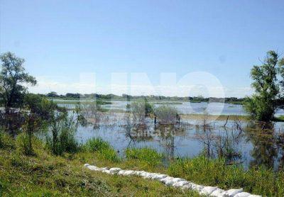 Hay 700 personas evacuadas en toda la provincia de Santa Fe por la crecida del río Paraná