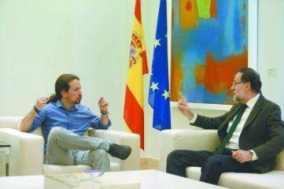 Rajoy dice que, como ganó, le corresponde seguir gobernando