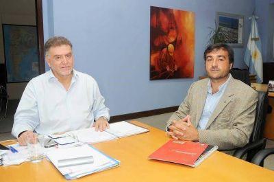 Santa Fe y Nación iniciaron un trabajo conjunto en materia de Hábitat