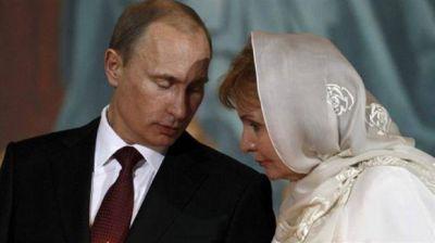 Las mujeres en la vida de Vladimir Putin, uno de los hombres más poderosos del mundo