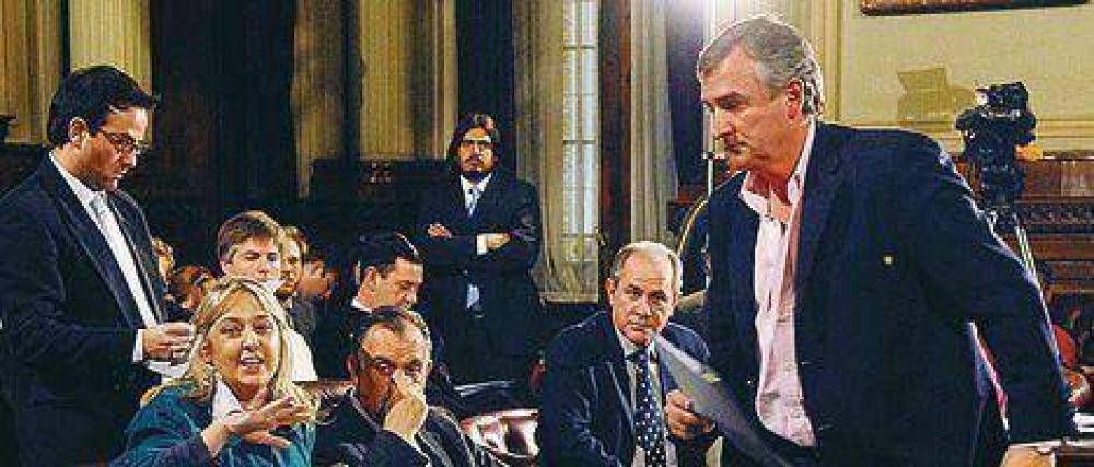 Senado: el oficialismo cree que gana la delegación de facultades