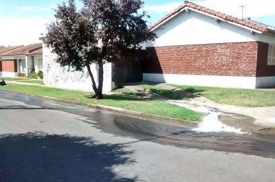 Desde el Municipio solicitan a la comunidad evitar el derroche de agua